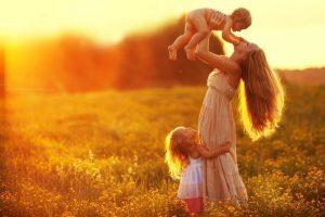 Зачатие и рождение детей